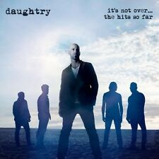 DAUGHTRY - IT'S NOT OVER... THE HITS SO FAR - NEW CD ALBUM