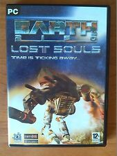 Earth 2150: Lost Souls (PC) (Segunda mano, en muy buen estado)