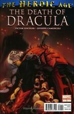 Death of Dracula #1 FN; Marvel | save on shipping - details inside