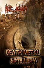 AGE OF AGONY - Death Metal Artillery (CASSETTE, 2014, Limited) Death Metal