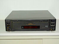 Sony MDP-850D High-End LaserDisc / LD Player, DEFEKT, schaltet wieder ab