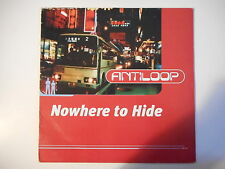 "ANTILOOP : NOWHERE TO HIDE ( EXTENDED VERSION 5'35 ) ► french 12"" Promo ◄"