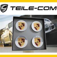 Porsche Turbo I/III/IV Felgen Radzierdeckel Set/Cayenne/Panamera/911 997/991 987