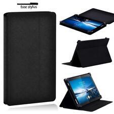 Funda De Cuero Tablet Soporte Funda Cubierta Protectora para Lenovo Smart Tab M8/Tab M10
