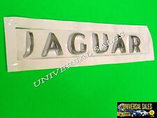 JAGUAR NAMEPLATE EMBLEM BADGE REAR TRUNK DOOR XJ 2013 2014 2015 2016 BRAND NEW