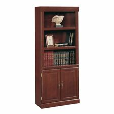 Sauder Heritage Hill Library with Doors, Cherry