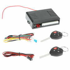 Universal Central Locking With Remote Control 12v Car Alarm Systems Remote Centr