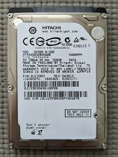 "Hitachi HGST 320GB 2.5"" SATA Hard Disk Drive HTS545032B9SA00 PCB: 220 0A90161 01"