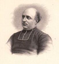 Portrait Philippe Meunier Évêque d'Evreux Calvi Corse