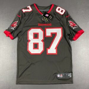 100% Authentic Rob Gronkowski Buccaneers Nike Vapor Limited Jersey Size S 36