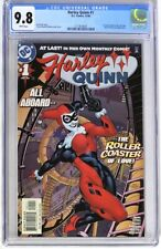 S249. HARLEY QUINN #1 DC CGC 9.8 NM/MT (2000) 1st HARLEY QUINN in Her Own Title