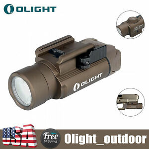 Olight PL Pro Valkyrie Tactical Light DT 1500 Lumens LED Magnetic Rechargeable