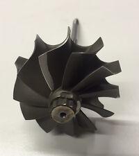 Td04hl 11 Blade Turbine Wheelshaft Assy For Mhi Td04 Turbos Reverse Rotation