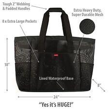 Zip Summer/Beach Bag Extra Large Handbags & Purses | eBay