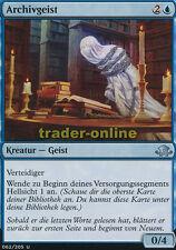 2x Archivgeist (Geist of the Archives) Eldritch Moon Magic