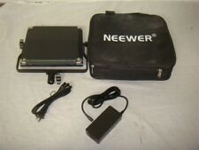 NEEWER LED-NL660 LED VIDEO/PHOTOGRAPHY LIGHT PANEL WITH BARN DOORS (L2)