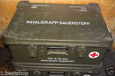 BW ZARGES A5 KISTE PACKKISTE ALU BOX KOFFER TRANSPORT CAMPING REISE OUTDOOR JAGD
