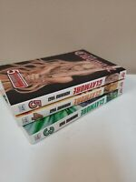 Claymore manga lot english volumes 3-4-5 Very good condition