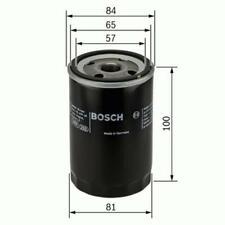 Original BOSCH 0 986 452 023 Ölfilter für NISSAN