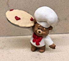 1989 Bear Baker Hallmark Merry Miniature Valentine
