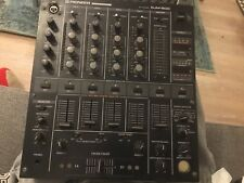 Pioneer DJM 500 MIXER 4 canali/Mixing Scrivania con effetti-con custodia di volo -