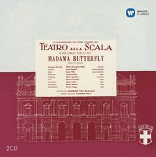 Puccini / Callas - Madama Butterfly [New CD]