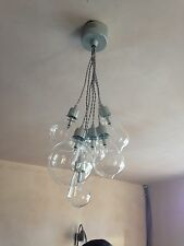 JOHN LEWIS CROFT COLLECTION KINSLEY CEILING LIGHT -BULBS INCLUDED