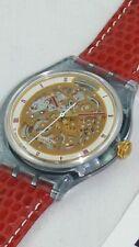 Swatch-Automatic: Abendrot.  NEU / NEW