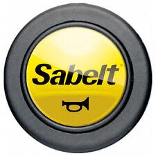 Sabelt P011 Yellow Horn Button Steering Wheel Center