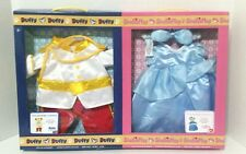 Disney 17 in Duffy ShellieMay Bear Clothes Boxed Set Cinderella Prince NEW