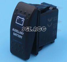 AUXILLARY BATTERY Rocker Switch Blue 588B ARB Carling Style Type Landcruiser