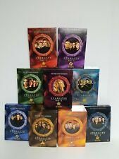 Stargate SG-1 DVD Box Sets Season 1, 2, 3, 4, 5, 6, 8, 9, 10