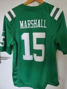 NEW YORK JETS Green Jersey #15 Brandon Marshall Nike NFL On Field NEW szM