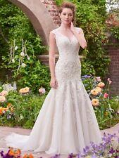Rebecca Ingram Bridal  by Maggie Sottero, VICTORIA size 10 White
