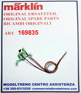 MARKLIN 169835  LED  - LED PLATINE 37166