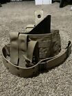 Vapor Tactical Holster Belt Combo Desert Camo Spec Ops, Military Surplus Hunting