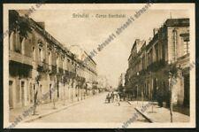 BRINDISI CITTÀ 54 Cartolina viaggiata 1926