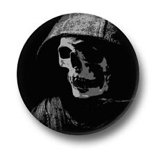 Grim Reaper 1 Inch / 25mm Pin Button Badge Skeletons Ghosts Ghouls Death Calling