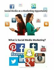 New Social Media Online Marketing Ebook PDF with Master Resell Rights