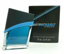 Avon Untouchable Strength for Men Eau de Toilette Cologne Spray 2.5 Oz NEW