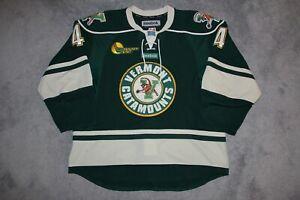 University of Vermont Hockey Game Used Worn Alternate Jersey