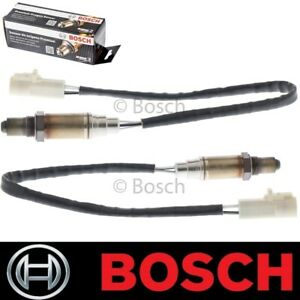 Genuine Bosch Oxygen Sensor Downstream for 2010 MERCURY MILAN L4-2.5L engine