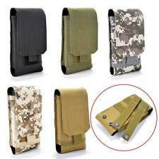MOLLE Waist Bag Tactical Military Mobile Phone Bag Belt Pouch Case Cover Pouch