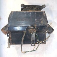 Tested & Working Smiths Heater Assembly w/ Motor & Fan off Triumph TR6 —- B—2