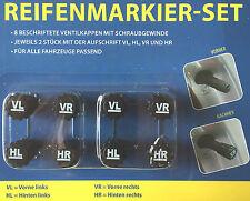 Reifenmarkierer 8 8er Set Radmerker Reifenmarkierung Neu & OVP Reifen
