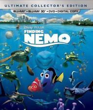 Finding Nemo (Blu-ray 3D/Blu-ray/DVD + Digital) NEW!