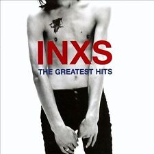 The Greatest Hits [Universal] by INXS (CD, Nov-1994, Atlantic (Label))