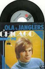 """OLA & JANGLERS Chicago 7""""-Single"""