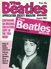 THE BEATLES MAGAZINE MONTHLY BOOK no. 76 August 1982