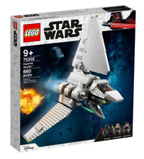 LEGO 75302 Star Wars Imperial Shuttle, 100% Complete
